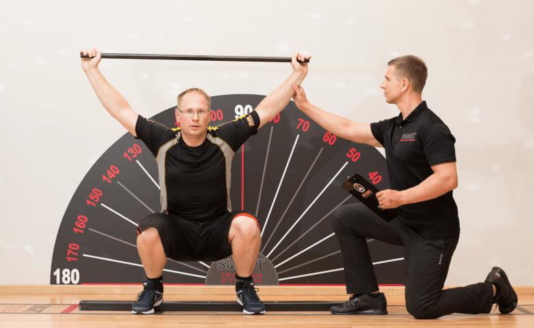 Smart Training System - išmanioji treniruočių programa