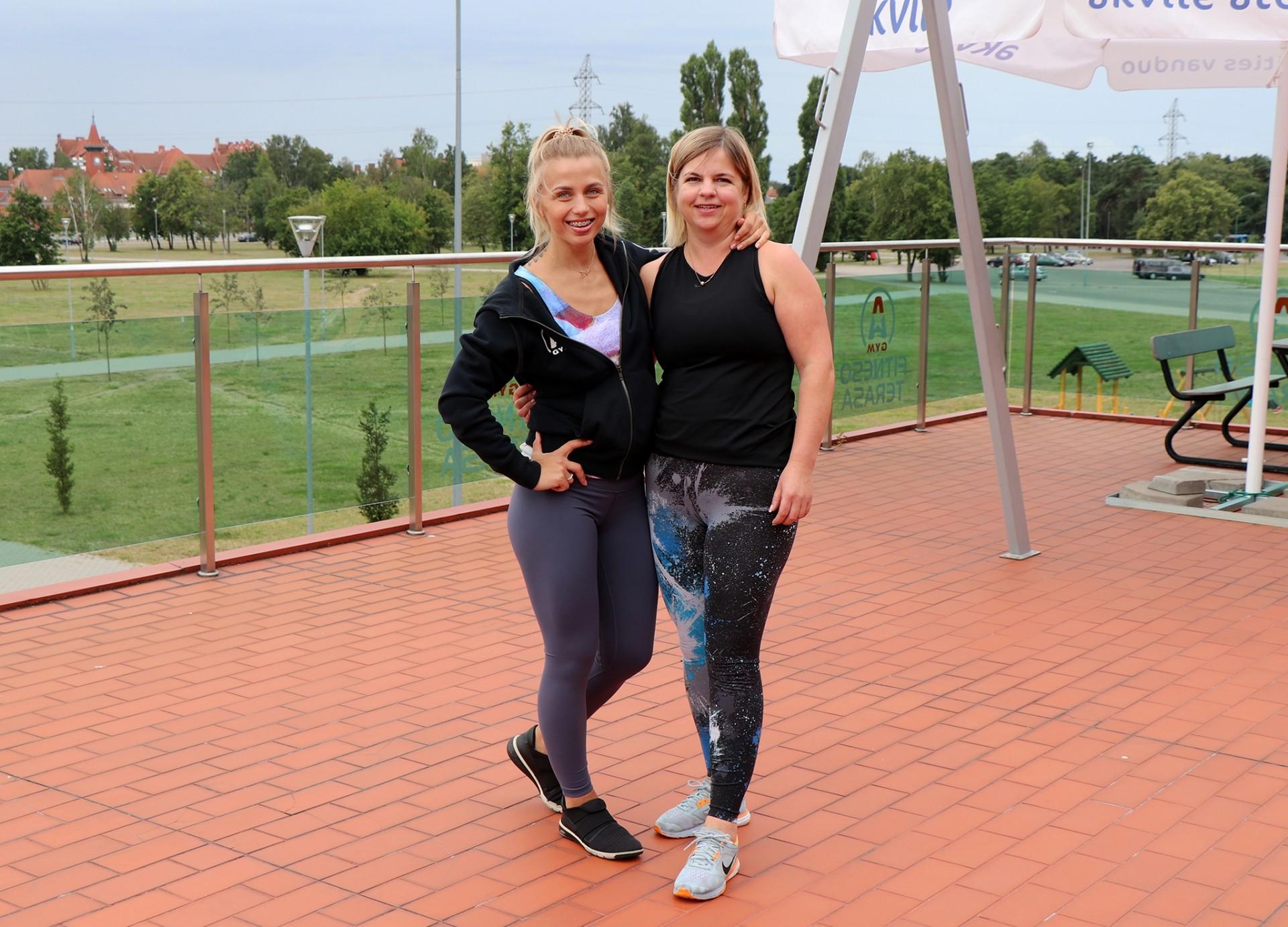 Sėkmės istorija su trenere Olga